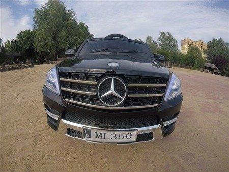 Auto battery Mercedes-Benz ML350 AMG white
