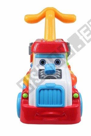 Interaktive Rutschauto Lokomotive Rutscher Kinderfahrzeug Spielzeug