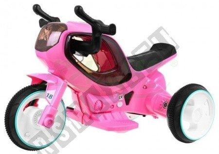 Super Motorek Hornet Akku rose