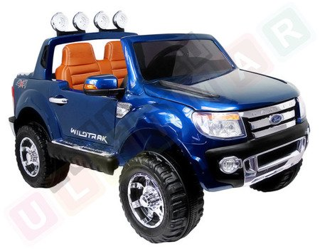 Auto battery Ford Ranger blue lacquered