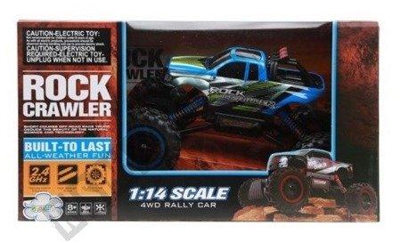 Auto remote control ROCK CRAWLER 4WD 1:14 HB