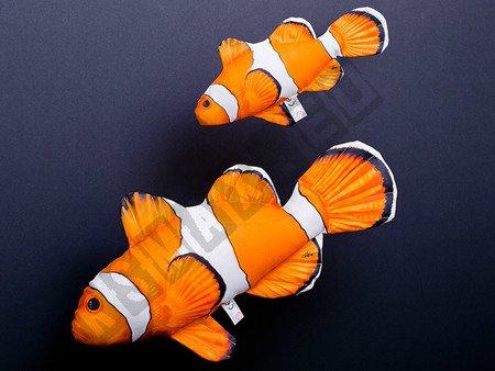 Cushion cuddly Nemo soft toy