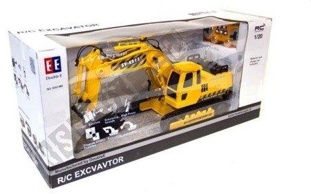 Excavator RC Double Eagle (1:20) HIT !