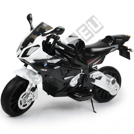 Motor on BMW S1000RR License Black