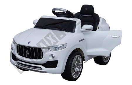 Auto battery MASERATI LEVANTE white VIP