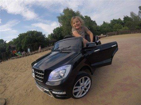 Auto battery Mercedes-Benz ML350 AMG black