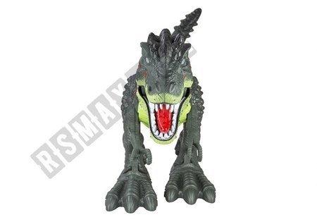 Big Battery Operated Dinosaur Tyrannosaurus Rex