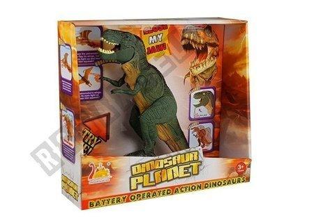 Big Dinosaur Tyranosaurus Rex Battery Powered Walking