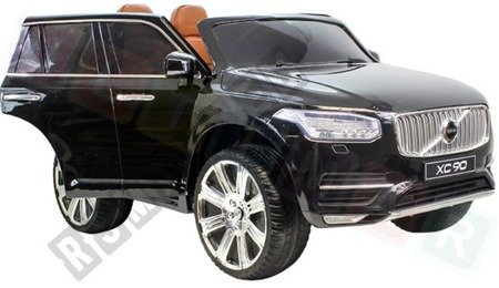 Car on Volvo XC90 battery, black lacquered!