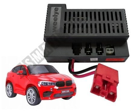 Central Module for Electric Ride On Car 2,4G BMW X6M