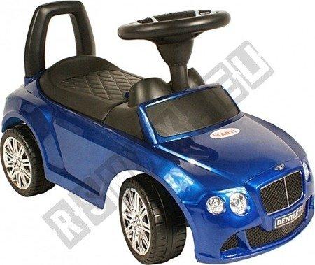 Children's rider Bentley 326P blue lacquer
