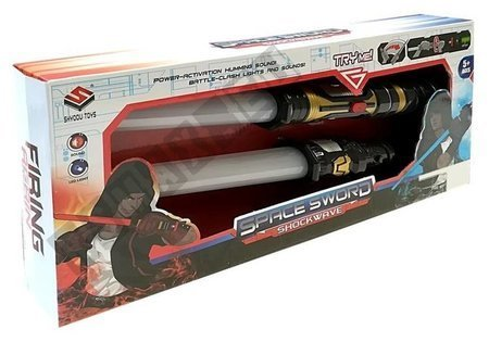 Double Lightsaber 2in1
