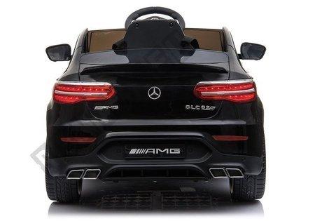 Electric Ride-On Car Mercedes GLC 63S QLS Black