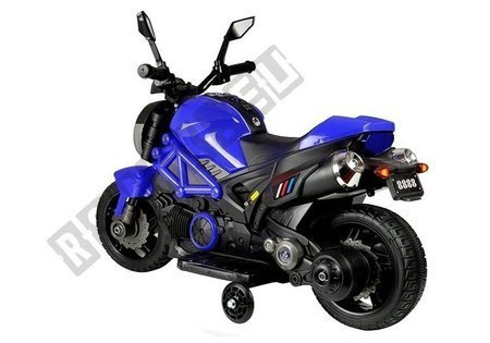 Electric Ride On Motorbike GTM1188 Blue