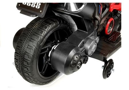 Electric Ride On Motorbike GTM1188 Red