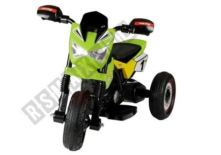 Electric Ride-On Motorbike GTM22880A Green
