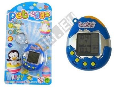 Electronic Animal Tamagotchi Blue