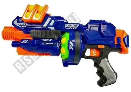 Foam Bullet Pistol Revolver