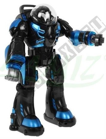 Interactive robot remote-controlled black