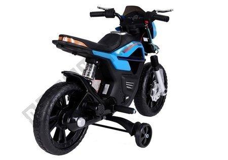 JT5158 Electric Ride-On Motorbike - Blue