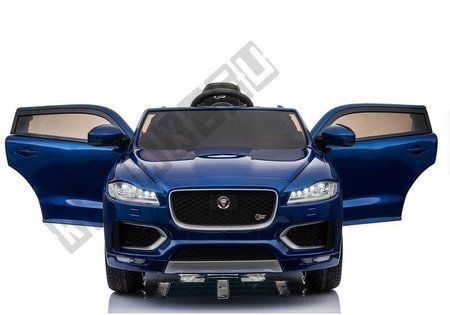 Jaguar F- Pace Electric Ride on Car - Blue Painting