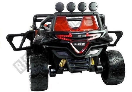KL2988 Buggy Black - Electric Ride On Vehicle