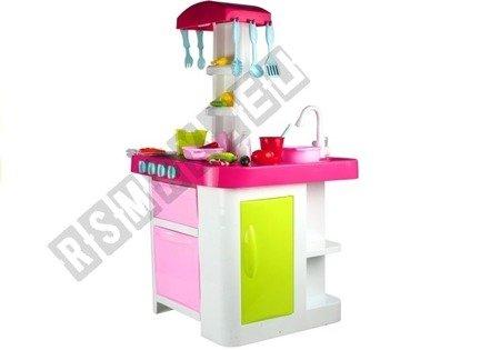Kitchen with equipment