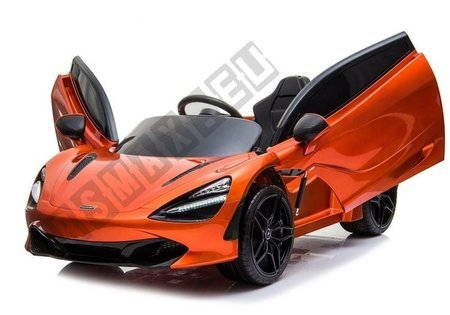 McLaren 720S Electric Ride On Car - Orange Painted