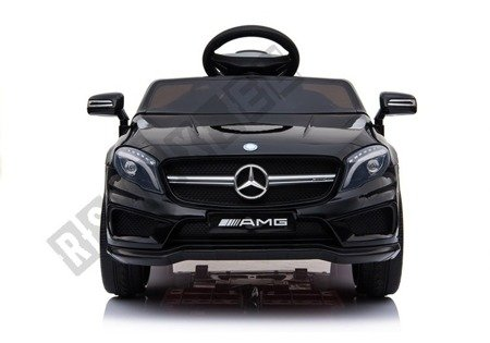 Mercedes GLA 45 Electric Ride on Car - Black
