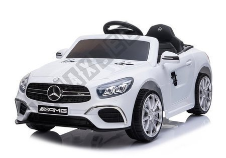 Mercedes SL63 Electric Ride On Car - White