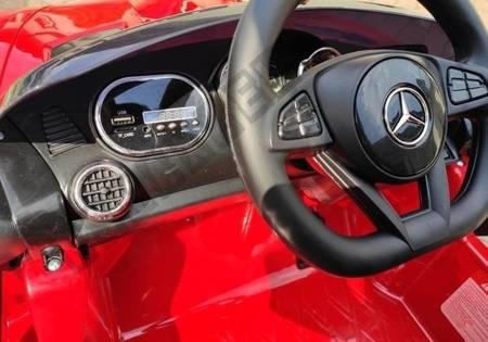 Mercedes SLS AMG GT R Red - Electric Ride On Vehicle
