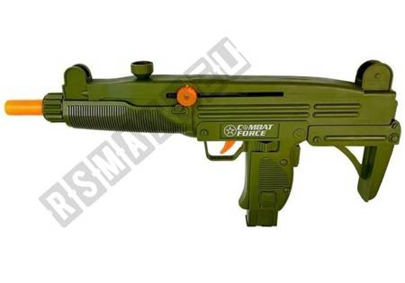 Military Play Set Rattling Machine Pistol