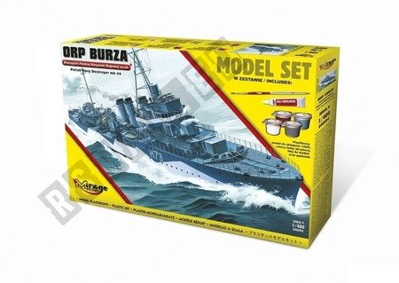 Model for self-gluing ORP BURZA wz.44
