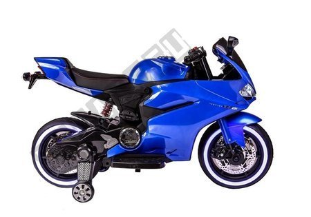 Motorcycle SX1628 Electric Ride On Car- Blue