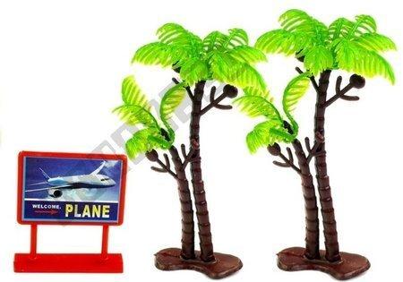 Multiple Element Set Airport Plane Vehicles