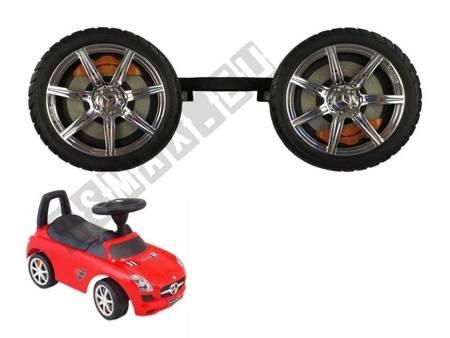 Räder für Mercedes 332