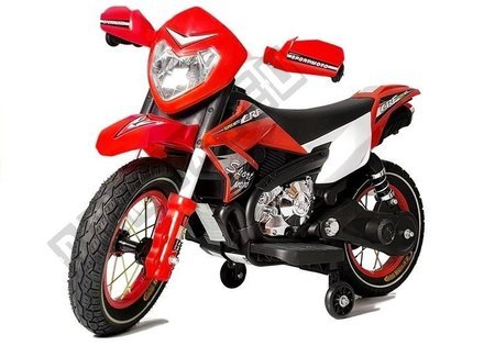 Red Electric Ride On Bike FB-6186 Motorcycle