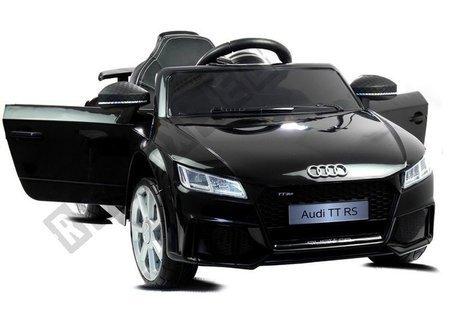 Ride on Car Audi TT RS Quattro Black