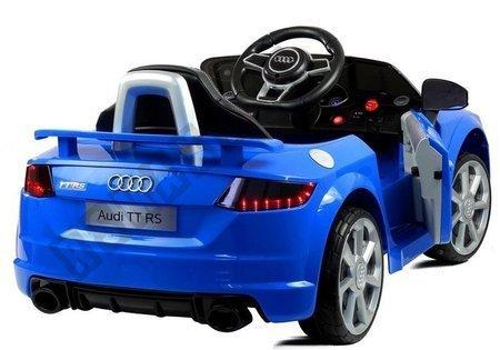Ride on Car Audi TT RS Quattro Blue