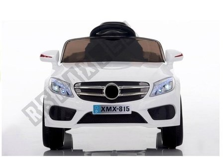 Ride on Car XMX815 White