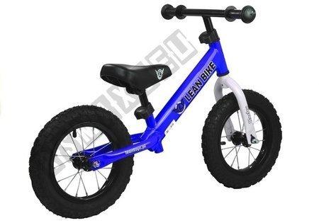Running Bike ROCKY Blue Pumped Wheels