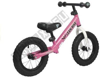Running Bike ROCKY Pink Pumped Wheels