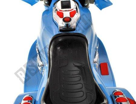 Super Kids motorcycles battery black