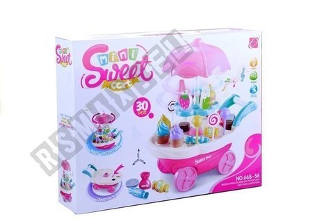 Sweet Shop 30 Elements Trolley Light & Sound Effects
