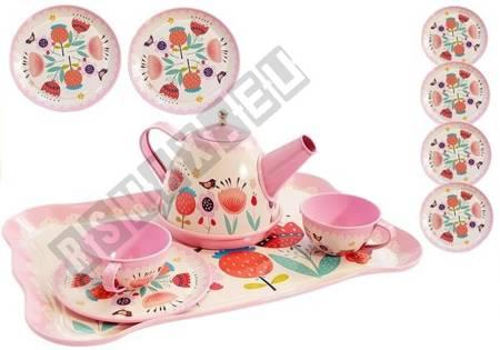 Tea set Cups Teapot 14 elements
