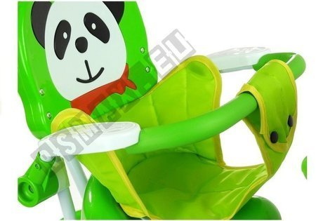 Tricycle Bike Panda - Green