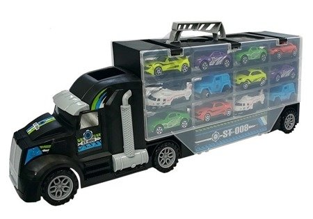 Truck-Case with Die-Cast Cars Sorter