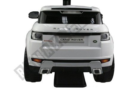 Vehicle LAND RANGER ROVER EVOQUE pusher blue