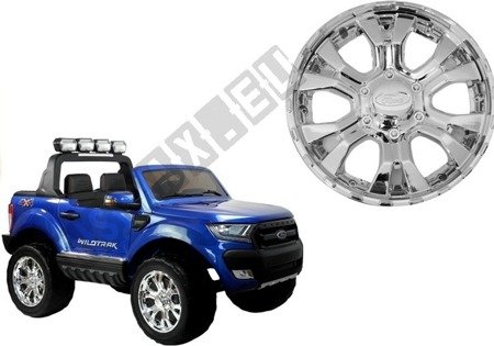 Wheel Cap for Electric Ride On Car Ford Ranger II