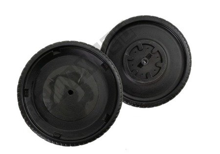 Wheel for Electric Ride-On Car 26,5 cm tall 9 cm wide